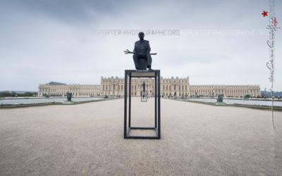 Veilhan-Versailles / Les architectes