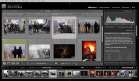 Lightroom 2 | Onglet Bibliothèque - Tout les outils pour faire l'éditing de ses photos et la gestion des mots clefs