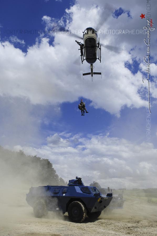 Hélitreuillage par un EC-145 des FAG d'un équipage VBRG [Ref: 1208-19-0148]