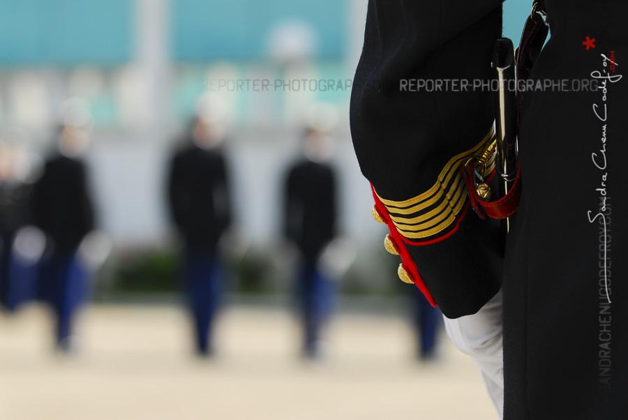Colonel commandant le Régiment d'infanterie de la Garde Républicaine [Ref: 1508-16-0120]