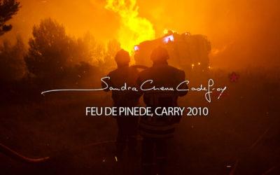 POM / Feu de pinède, Carry 2010