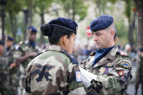Entraide entre camarades du Service Militaire Adapté [Ref:4511-11-0108]