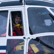 Pilote de Super Puma au pôle Nord [Ref:3212-01-3760]