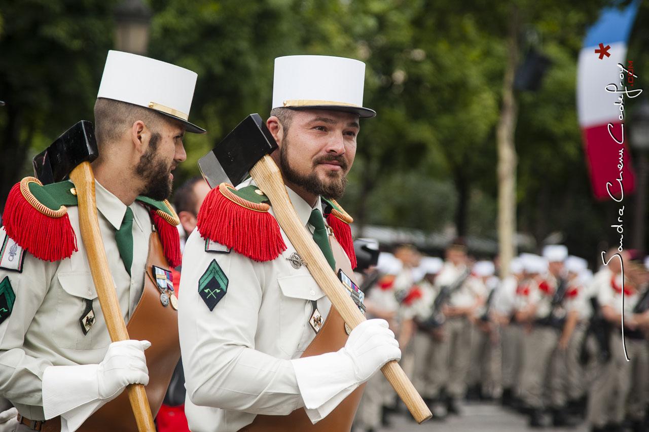 Pionnier de la Légion étrangère [Ref:4512-10-0500]