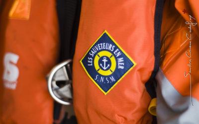 Gilet de sauvetage de la SNSM [Ref:2210-14-0063]