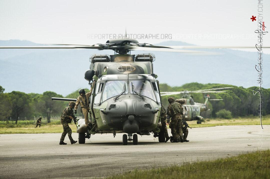 NH90 de l'ALAT [Ref:3214-09-0844]