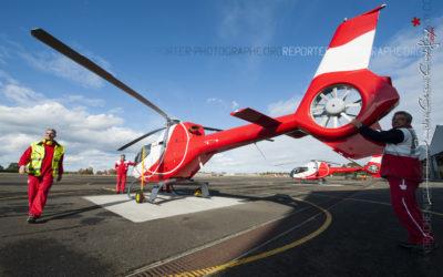 EC-120 NHE mis en service par les mécanos d'Helidax [Ref:3310-21-0536]