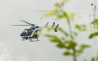 Hélicoptère EC145 de la Gendarmerie [Ref:1312-09-0290]