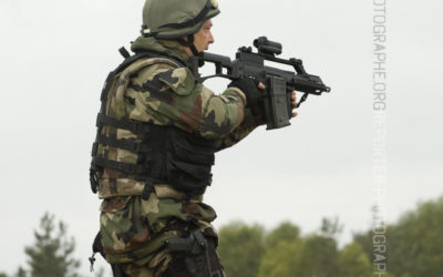 Préparation Afghanistan des gendarmes [1410-18-0753]