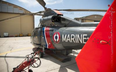 Hélicoptère SA365 Dauphin de secours en mer [Ref:3212-08-0017]