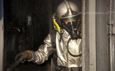 Marin Pompier en formation au CFPES [Ref:2212-02-0071]