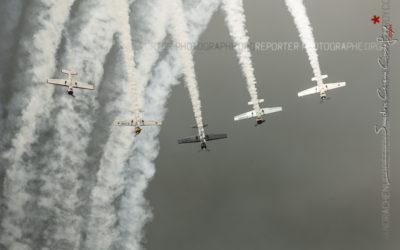 Patrouille des aérostars sur Yak 50 [Ref:3515-04-0029]