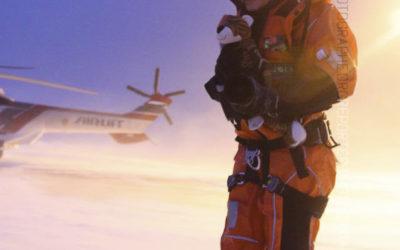 En reportage au pôle Nord