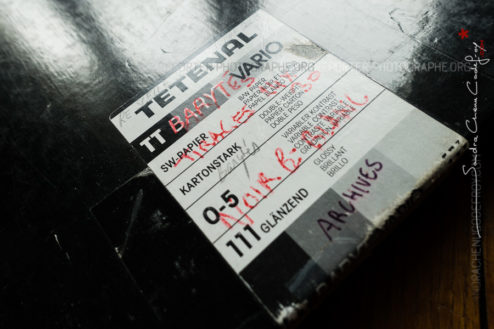 Boîte de tirages barytés Tetenal [Ref:0016-08-0023]