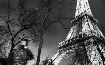 Des Sentinelles de nuit en Noir & Blanc