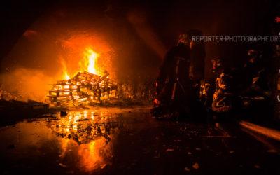 Stage d'étude de pompiers du Puy-de-Dôme