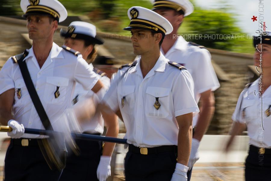 Eleve de l'Ecole des Commissaires des Armées [Ref:4516-22-2535]