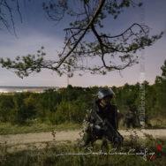Gendarme mobile de nuit au CNEFG [Ref:1410-22-0743]