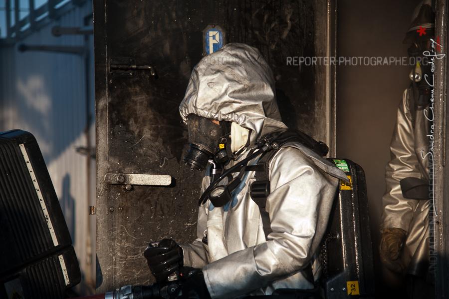 Marin pompier au CFPES [Ref:2212-02-0068]