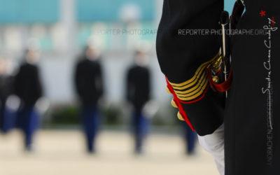 Service d'honneur de la Garde Républicaine