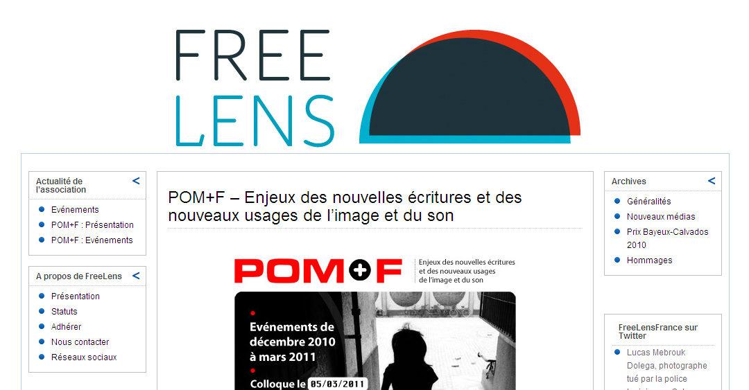Freelens… une association pour tous les faiseurs et utilisateurs d'images
