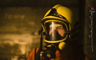 Sapeur pompier au CFETIT [Ref:2111-01-0367]