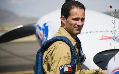 Christophe, pilote du Big Frog [Ref:3511-14-0573]