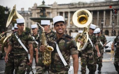 Musicien de la légion étrangère [Ref:4512-10-0170]