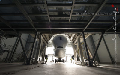 Il y a 20 ans le premier A300-600ST Beluga prenait son envol