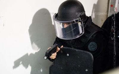 Progression d'un policier du RAID [Ref:1115-18-0285]