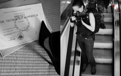 1/2 Je suis photographe et je vais bien merci !