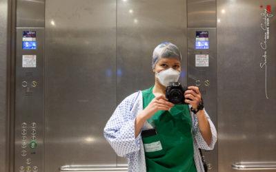 En reportage parmi les soignants face au covid